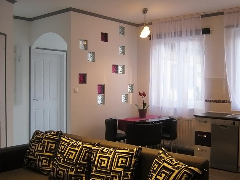 Nagy Lajos király úti ingatlan, 54 m² – Lakás