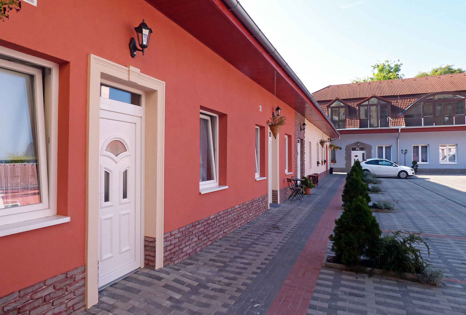 Nagy Lajos király úti REMCO ingatlanegyüttes