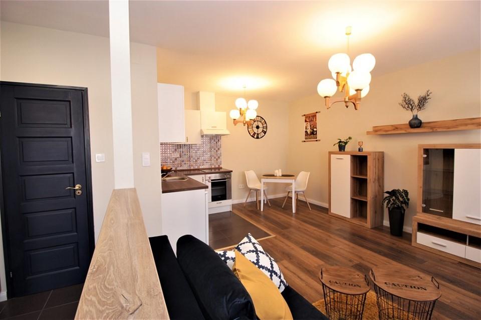 Nagy Lajos király úti ingatlan, 31 m² – Lakás