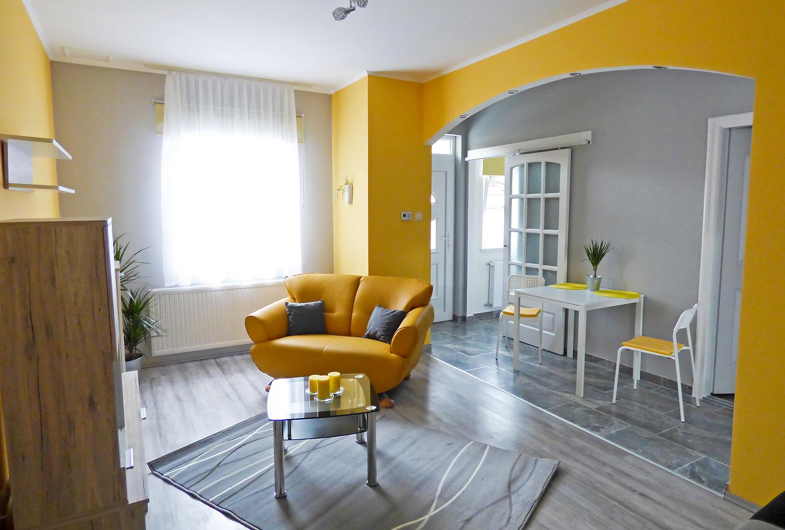 Nagy Lajos király úti ingatlan, 32 m² – Lakás