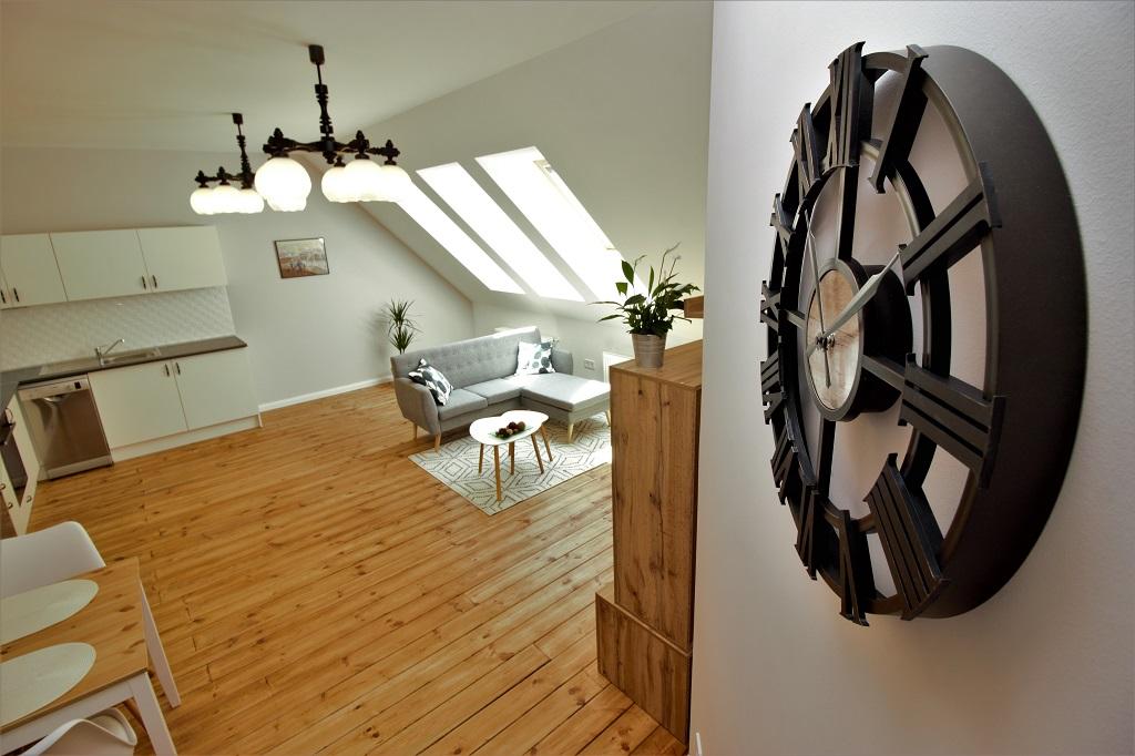 Nagy Lajos király úti ingatlan, 77 m² – Lakás